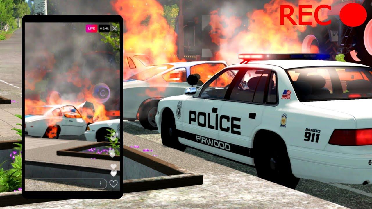 Bystander POV Crashes | BeamNG.drive