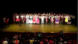28th Annual Concierto de la Primavera/Folklórico de Stanford - 2012 - Jalisco.2 and Credits