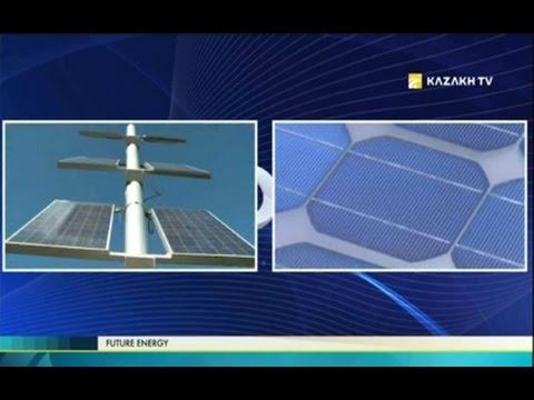 Future Energy №8 (28.02.2017) - Kazakh TV