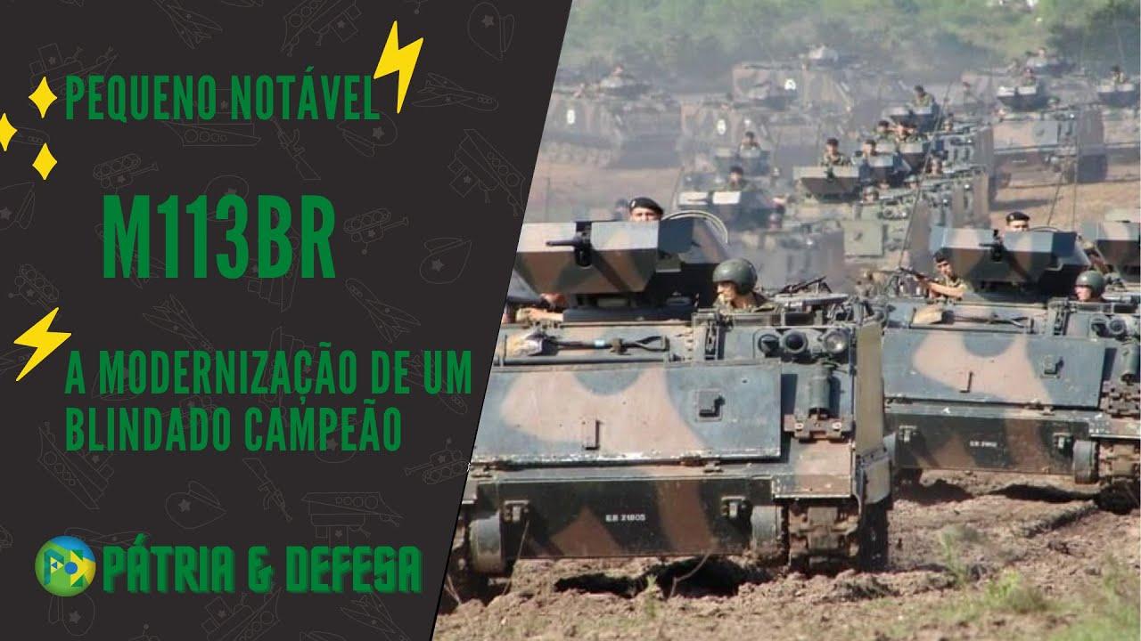 Blindado M113BR - O Pequeno Notável, Mais 4 Unidades Para o Nosso Esta Semana!