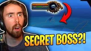 Asmongold Tries To GLITCH Out Of Map \u0026 Finds SECRET BOSS! (Blizzard STOPS Him!)