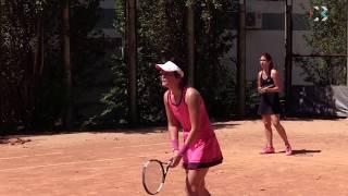 В Севастополе прошёл любительский турнир по теннису среди женщин - ИКС-ТВ Севастополь
