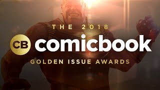 2018 ComicBook Golden Issue Awards