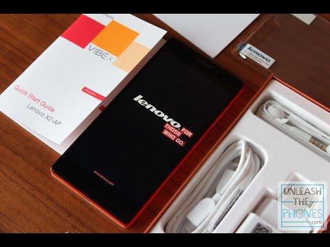 Lenovo Vibe X2 Unboxing
