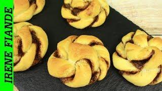 Изумительно вкусные дрожжевые булочки с Нутеллой. Идеальный рецепт дрожжевого теста