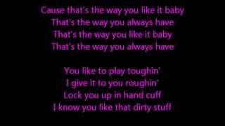 Repeat youtube video You Make Me Wanna - Kimberly Cole & Eddie Amador (lyrics)