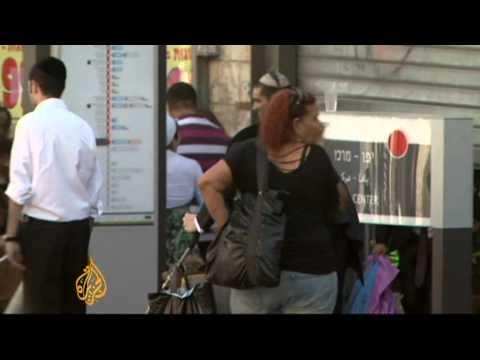 Palestinian population boom worries Israel