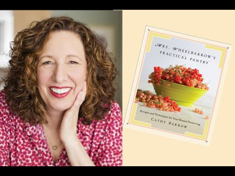 year-round-food-preserving-chat-w/-cathy-barrow-#kitchenparty