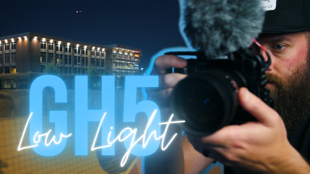 GH5 Low Light Video Tips // How to get the best LOW LIGHT Video with your Panasonic GH5