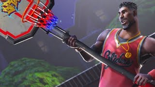 Fortnite Battle Royale - Jump Shot & Triple Threat NEW SKINS Basketball Full Set (BUY NOW)