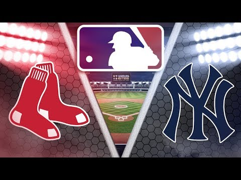 Game 17-162 The Boston Red Sox Vs The New York Yankees. LIVE Play By Play STREAM April 17 2019