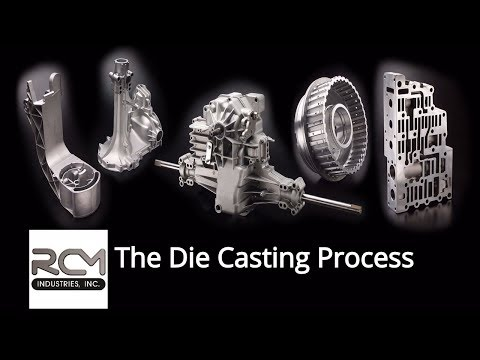 What is the Die Casting Process? Aallied Die Casting, Imperial Die Casting, Inland Die Casting, RCM