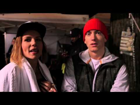C'mon Let Me Ride - Skylar Grey Ft. Eminem (Behind The Scenes)