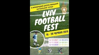 LVIV FOOTBALL FEST, 17.06.2019,  LIVE