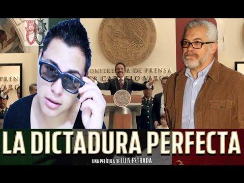 PELÍCULA LA DICTADURA PERFECTA: CRÍTICA DE CINE