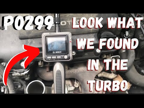 P0299 Turbo Low Boost Pressure Case Study