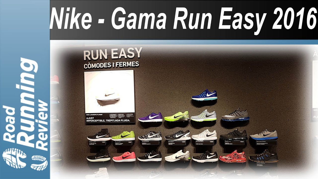 no sale tax discount shop good reputation Nike - Gama Run Easy 2016