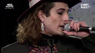 Måneskin Live A Webnotte La Cover Di Beggin MP3