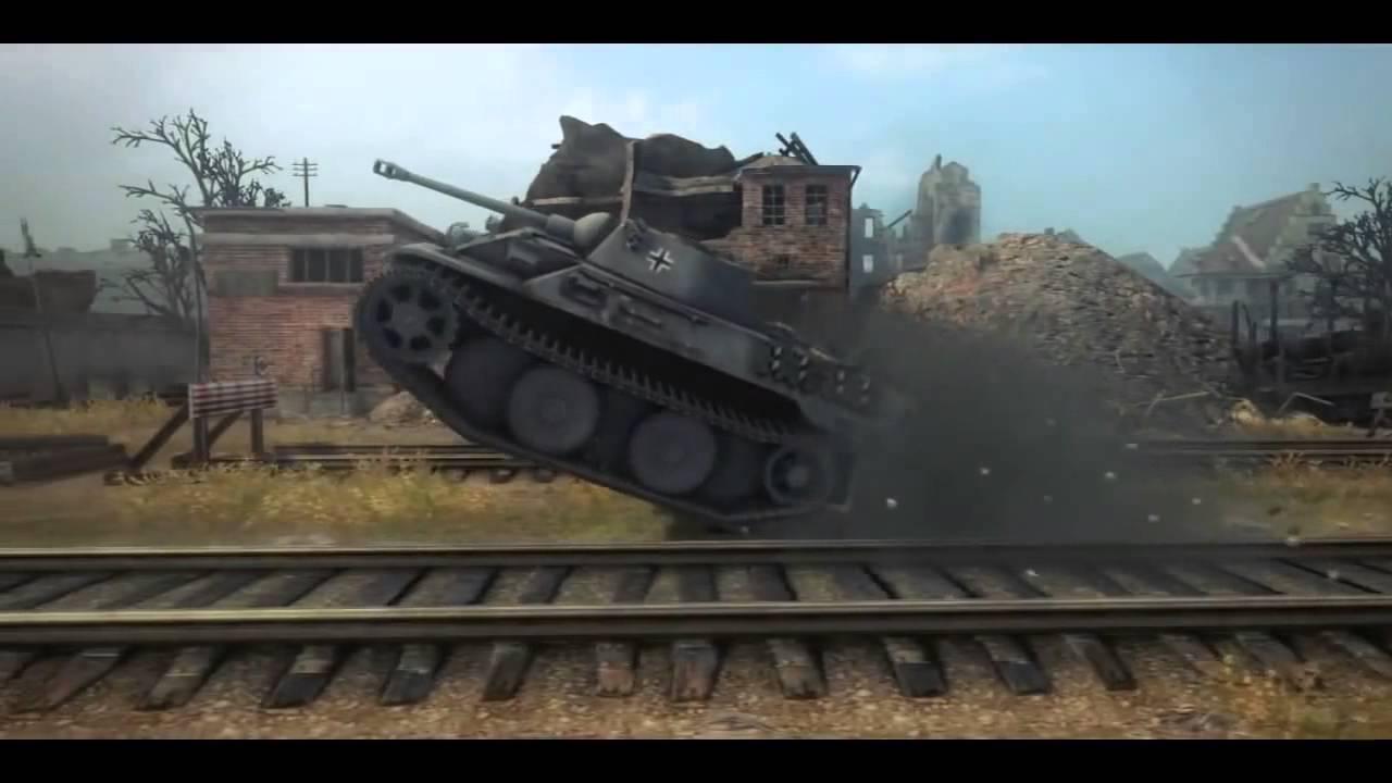Гифка мир танков