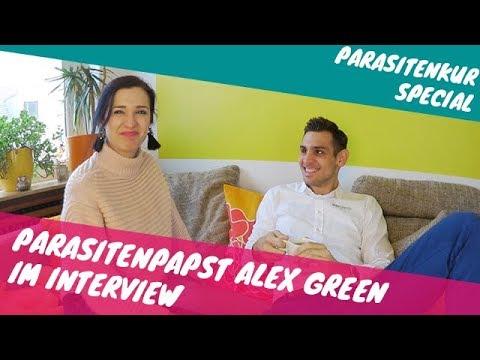 PARASITENPAPST ALEX GREEN IM INTERVIEW ★ Wer ist der Mann und was hat er noch vor?