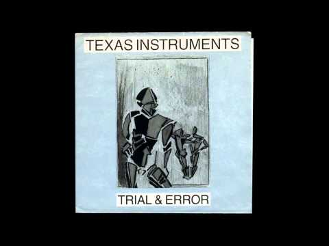 Texas Instruments - Before we Came to this Religion