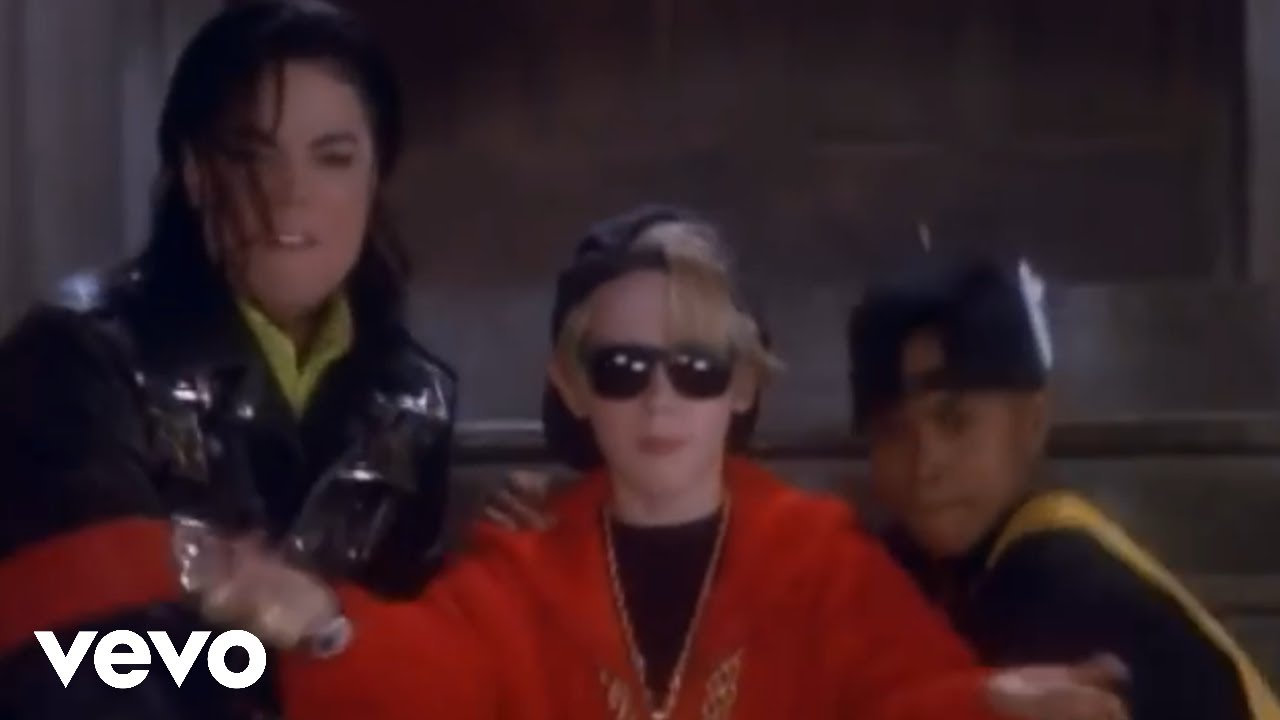 Download Michael Jackson - Why You Wanna Trip on Me (Official Video)