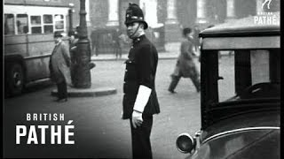London Traffic - Early (1932)