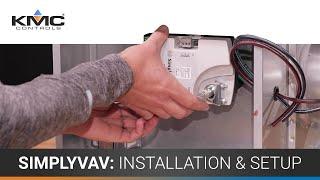SimplyVAV: Installation & Setup