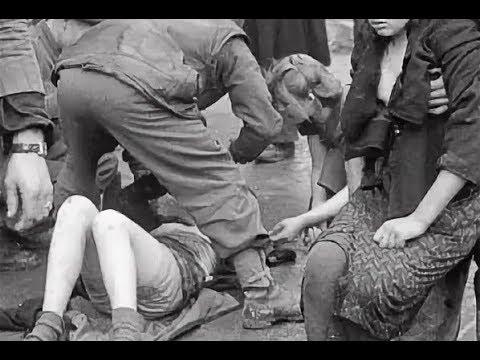 Девушки каких национальностей чаще других сами шли в плен к немцам