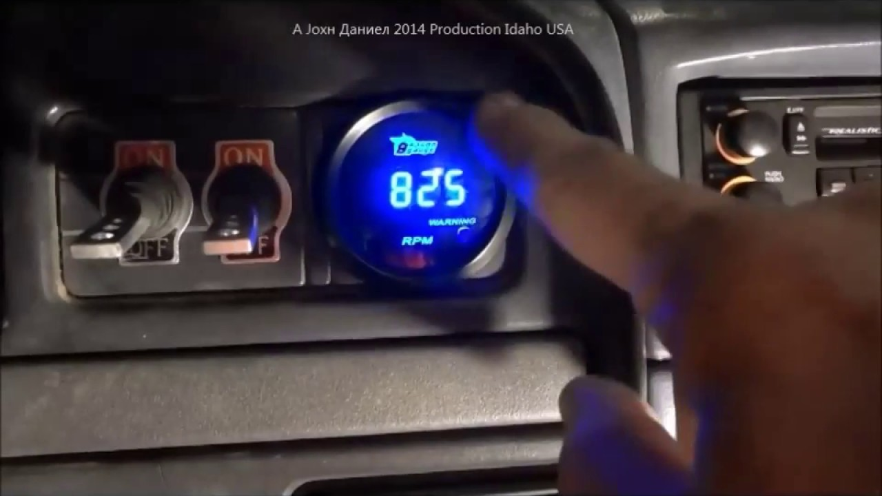 small resolution of ford f 150 tachometer install wiring help youtube sun tach wiring ford f 150 tachometer install