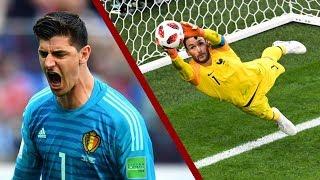 Ces Arrêts SENSATIONNELS de la Coupe du Monde 2018