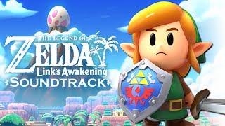 Player Select - The Legend of Zelda: Link's Awakening (2019) Soundtrack