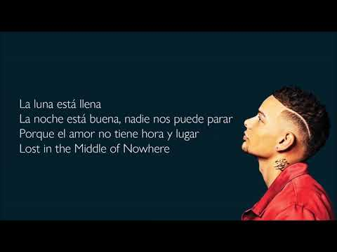 Kane Brown & Becky G - Lost In The Middle Of Nowhere (Spanish Remix) [LETRA]