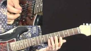 Rock Guitar Lessons - Rock Tricks - #3 Natural Harmonics