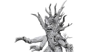 Paint With Rob   Wizkids Treant and Miniature Market Giveaway