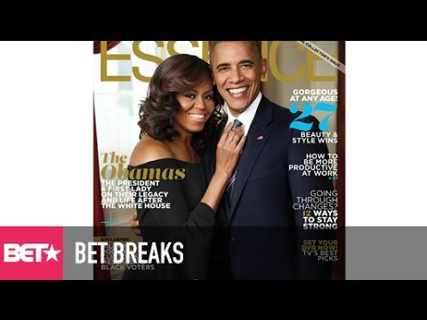 The Obamas Rock The Cover Of Essence With Adoring Photo