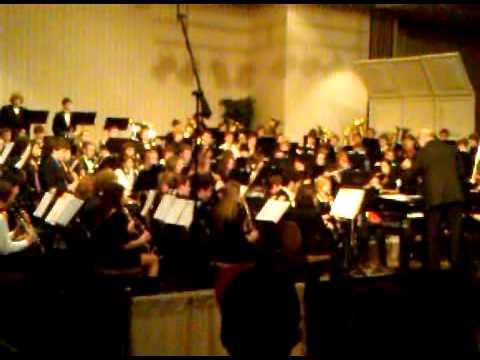 "2011 Missouri All-State Band - ""United Artists"""