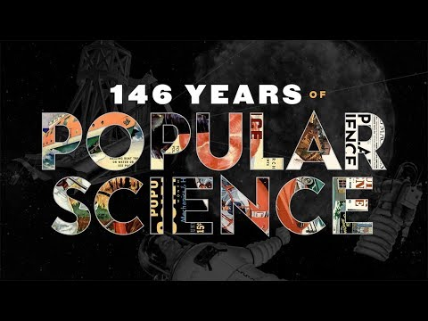 Science Space And New Technology Popular Science