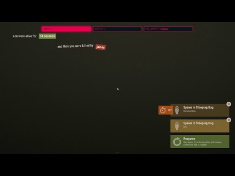 playing on my rust server with Pvpro199