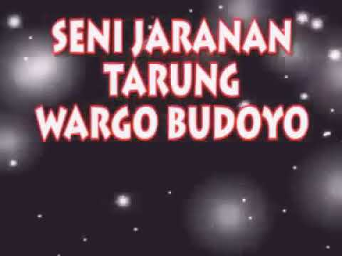 Jaranan tarung (WARGO BUDOYO) BAGUS BRO