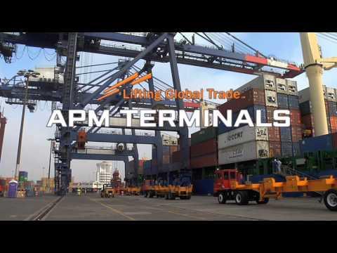 Presentación APM Terminals Callao