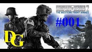 CoH 2: The Western Front Armies #001 - U.S Forces - Deutsch / HD+ - Let