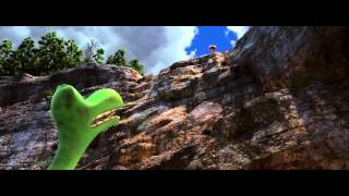 Disney España | El viaje de Arlo (The Good Dinosaur) | Segundo tráiler