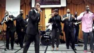 Bishop Darrell Mcfadden, Sophmore, The Junior Disciples feat. Lisa Knowles!!