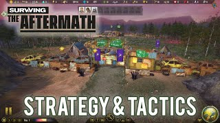 Surviving the Aftermath Strategy & Tactics: Day 1 Colony Setup