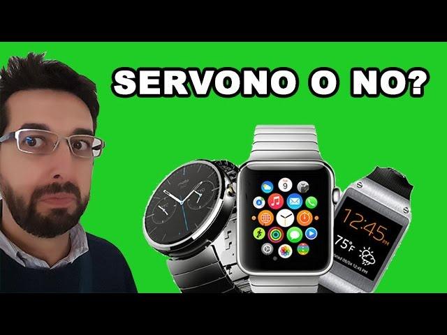Gli Smartwatch servono? Produttività da blogger (e non solo)