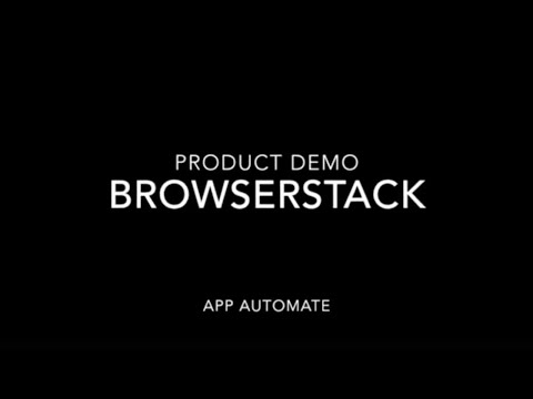 Get Started With Automated App Testing Using BrowserStack App Automate