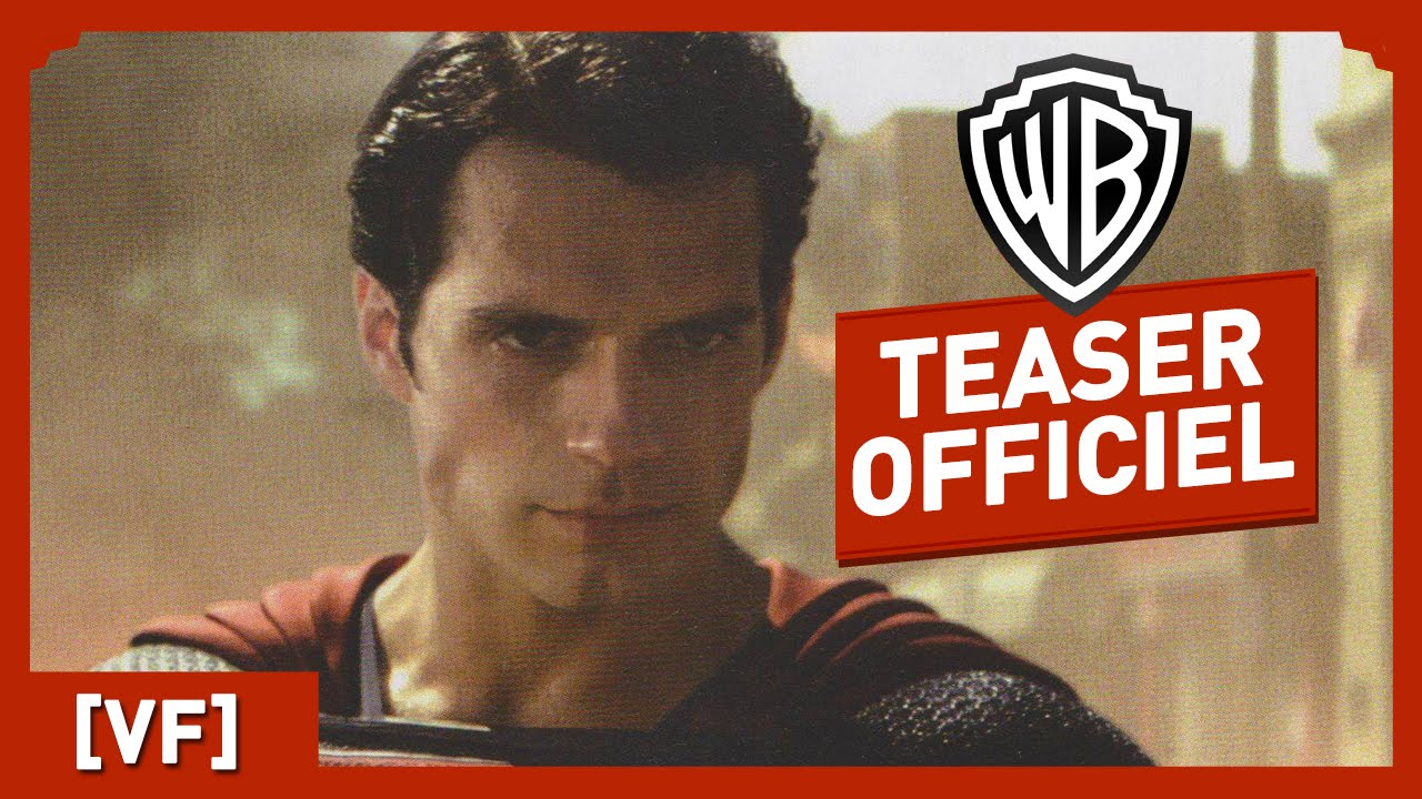 "Man Of Steel - Teaser Officiel ""Jor El"" (VF) - Zack Snyder / Henry Cavill / Kevin Costner"