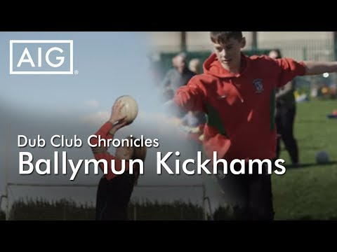 Dub Club Chronicles - Volume #16 - Ballymun Kickhams