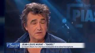 """Jean-louis Murat : """"Ma musique est ancrée dans la terre"""""""